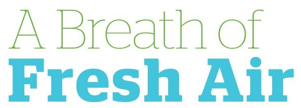 Controlling Asthma - A Breath of Fresh Air