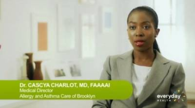 Children's Allergies - A Video Series Featuring Dr. Cascya Charlot